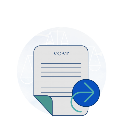 Respond to a VCAT case image